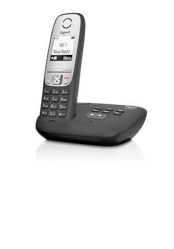 Gigaset Schnurloses DECT-Telefon »Gigaset A415A« kaufen