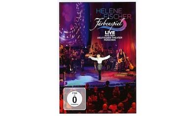 Musik - CD Farbenspiel - Live Aus Dem / Fischer,Helene, (1 DVD - Video Album) kaufen