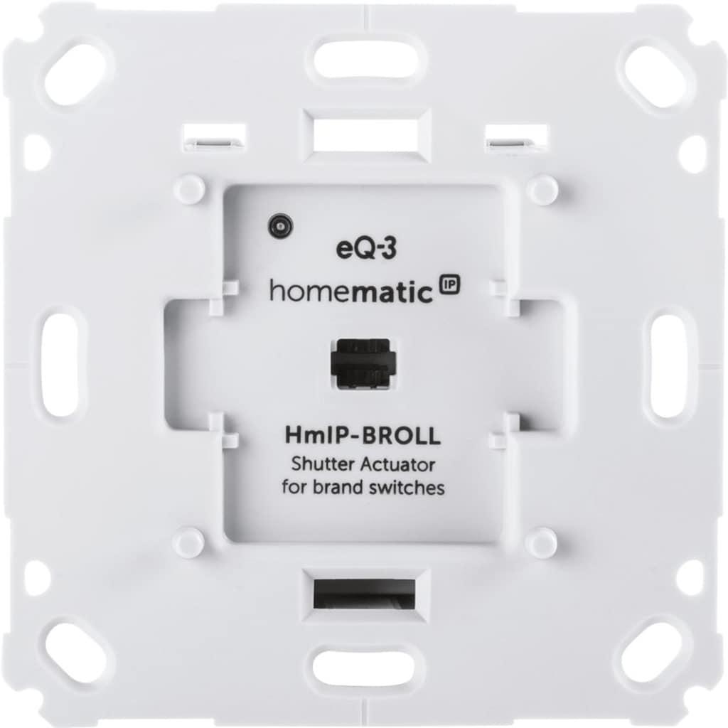eQ-3 Smart-Home-Station »Starter Set Beschattung (151670A0)«, Sensor/Aktor