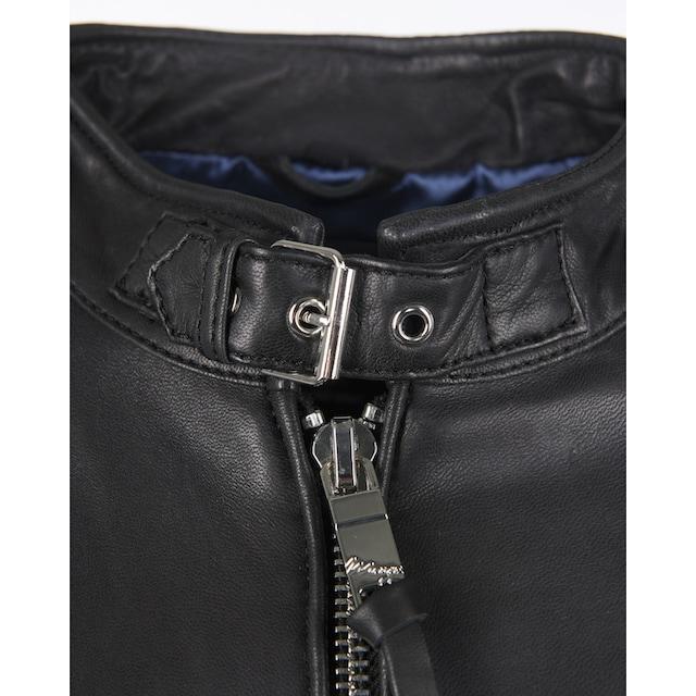 Maze Lederjacke mit Reißverschluss am Ärmel »Lindsay«