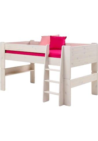 STEENS Hochbett »FOR KIDS«, mit Leiter, in verschiedenen Farben kaufen