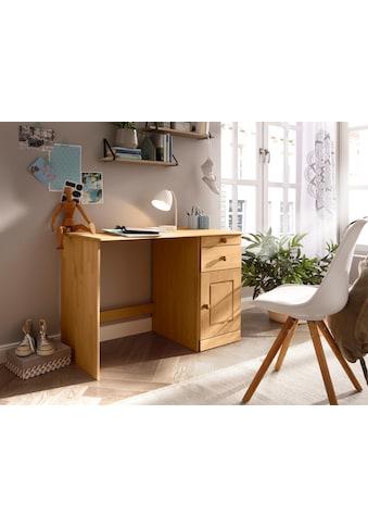 Home affaire Schreibtisch »Vadim«, aus massiver Kiefer kaufen
