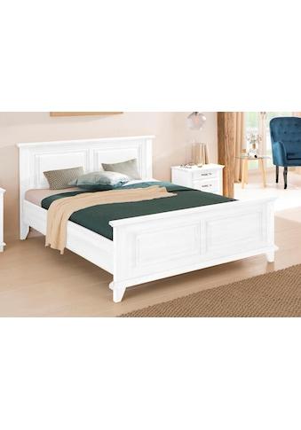 Home affaire Bett »Norrksen«, aus Massivholz kaufen