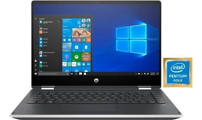 HP Pavilion x360 14 dh0222ng Notebook (35,56 cm / 14 Zoll, Intel,Pentium Gold, 256 GB SSD) kaufen