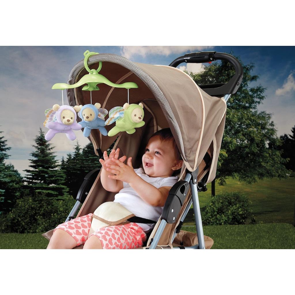 Fisher-Price® Mobile »3in1 Traumbärchen Mobile«, mit Sternen-Projektion an die Zimmerdecke