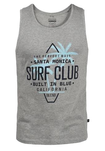 Blend Tanktop »Cali«, Ärmelloses Shirt mit Print kaufen