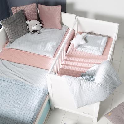 Babybetten in Weiß