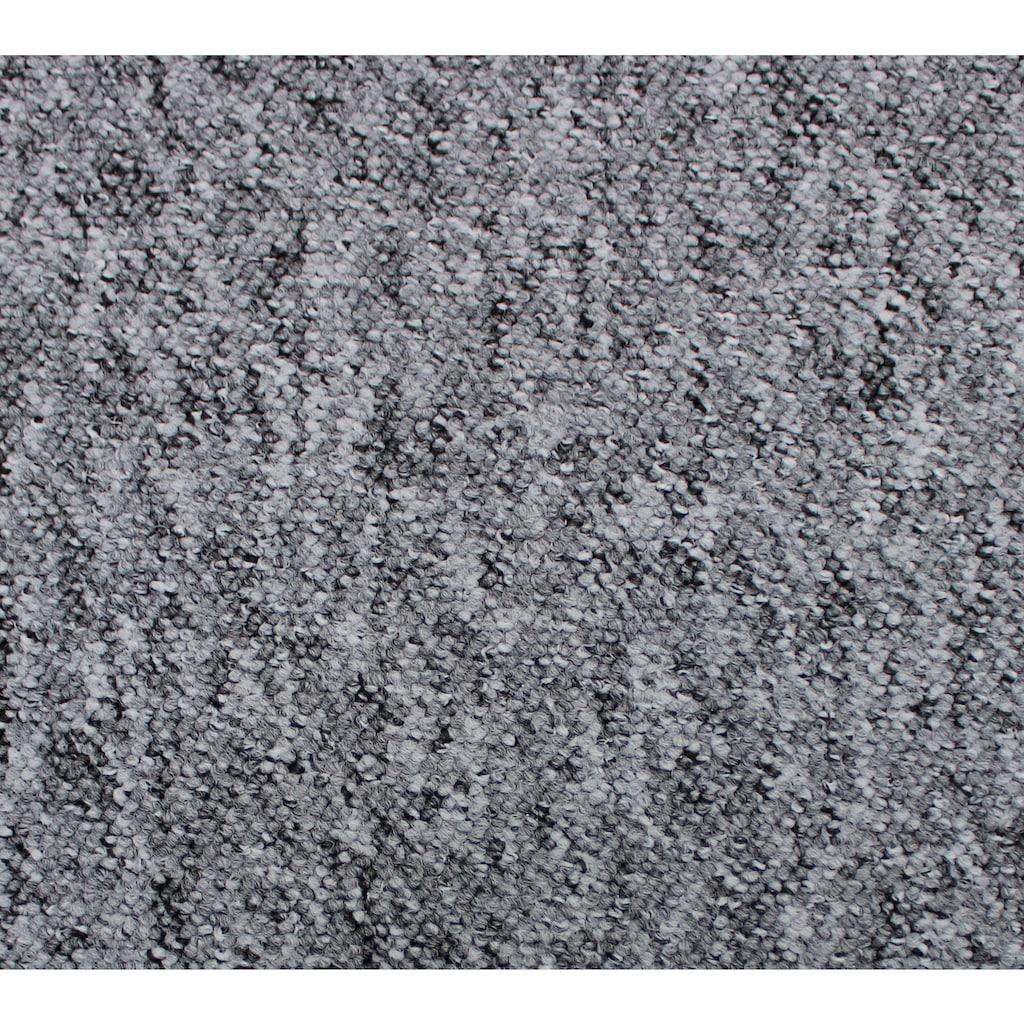 Andiamo Teppichboden »Carlos«, rechteckig, 8 mm Höhe, Meterware, Breite 400 cm, strapazierfähig, pflegeleicht