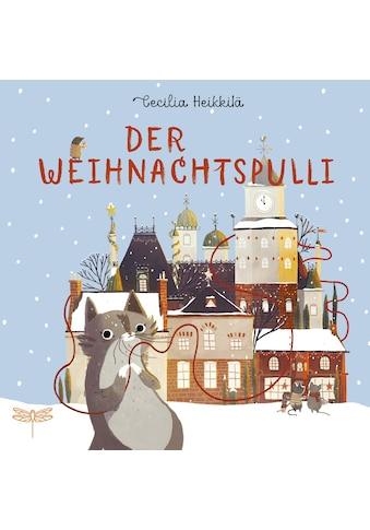 Buch Der Weihnachtspulli / Cecilia Heikkilä; Katja Maatsch kaufen