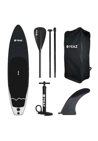 YEAZ Inflatable SUP-Board »NALU - EXOTREK -«, (5 tlg.), inkl. Alu-Paddel, Handpumpe,... kaufen