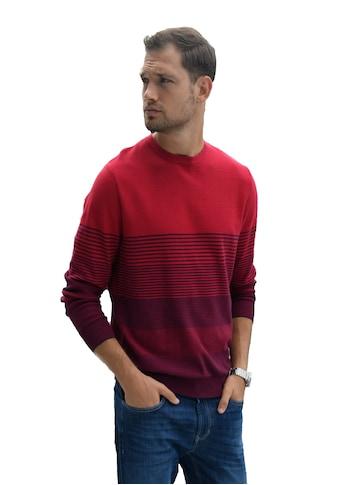 Louis Sayn Strickpullover »Rundhals-Pullover« kaufen