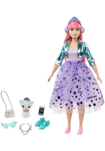 Barbie Anziehpuppe »Prinzessinnen Abenteuer Daisy« kaufen
