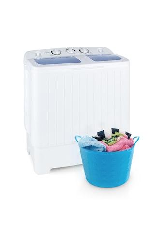 ONECONCEPT XL Camping Waschmaschine Wäscheschleuder Toplader 4,2 kg »Ecowash XL« kaufen