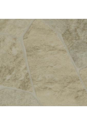 BODENMEISTER Packung: Vinylboden »PVC Bodenbelag Steinoptik hell«, Meterware, Breite 200/300/400 cm kaufen