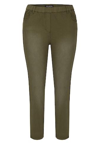 VIA APPIA DUE Angesagte Jeans mit seitlichen Streifen kaufen