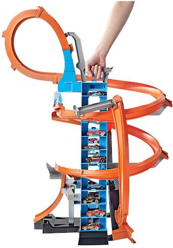 Hot Wheels Autorennbahn »Himmelscrash-Turm«, inkl. 1 Spielzeugauto kaufen
