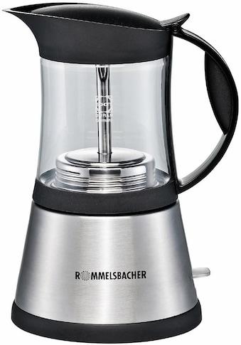 Rommelsbacher Espressokocher »EKO 376/G«, aus Schott DURAN® Glas kaufen