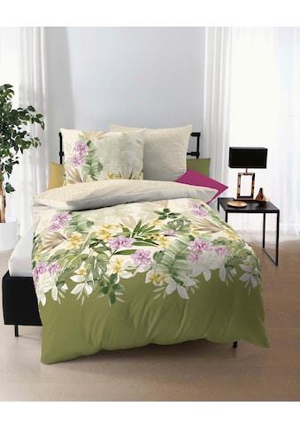 Kaeppel Wendebettwäsche »Leo Orchid«, mit Orchideen kaufen