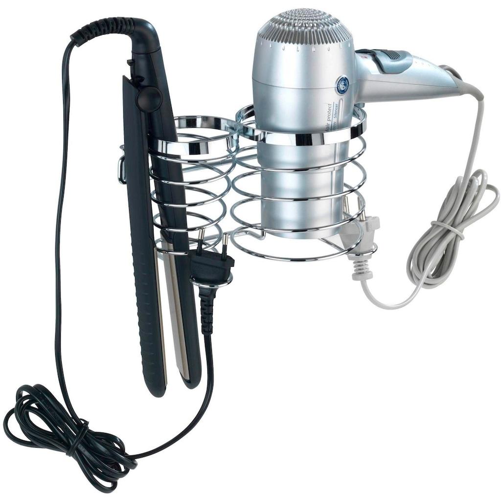 WENKO Haartrocknerhalter »Premium«, für 2 Elektrogeräte