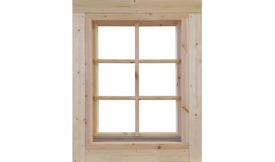 WOLFF FINNHAUS Fenster »Nordkap 70«, BxH: 86,5x99,6 cm kaufen