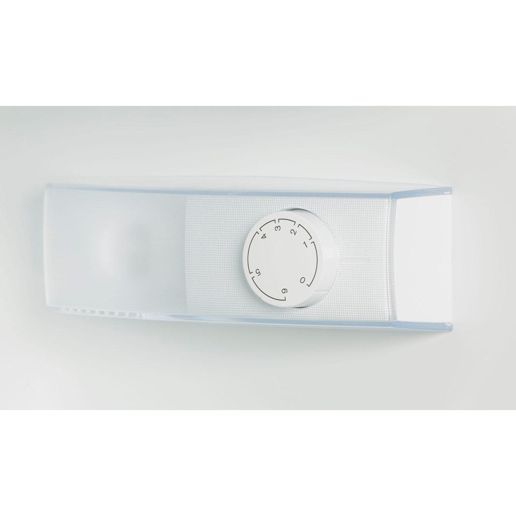 AEG Einbaukühlgefrierkombination, 157,2 cm hoch, 54 cm breit