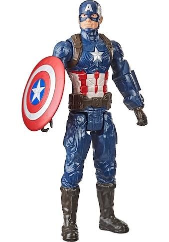 Hasbro Actionfigur »Marvel Avengers Titan Hero Captain America« kaufen