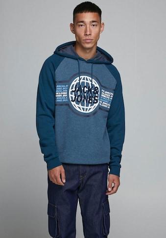 Jack & Jones Kapuzensweatshirt »Ruben Sweat Hood« kaufen