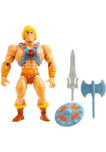 Mattel® Actionfigur »Masters of the Universe, Origins He-Man Vintage Head« kaufen