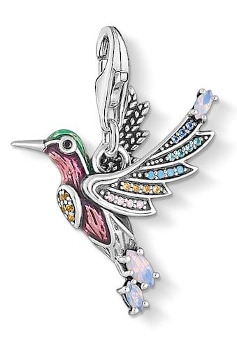 THOMAS SABO Charm - Einhänger »Bunter Kolibri silber, 1826 - 845 - 7« kaufen