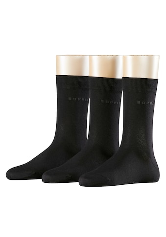 Esprit Socken Uni 3 - Pack (3 Paar) kaufen