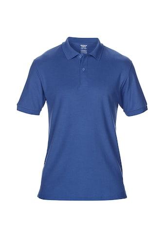 Gildan Poloshirt »Herren DryBlend Sport Double Pique Polo Shirt« kaufen