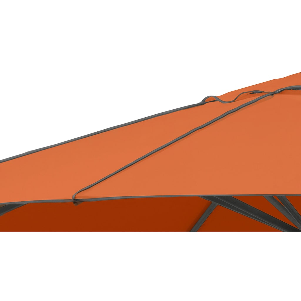 Schneider Schirme Sonnenschirm »Adria«, abknickbar, ohne Schirmständer