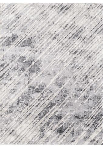 Sanat Teppich »Harmony 3208«, rechteckig, 12 mm Höhe, Vintage, Wohnzimmer kaufen