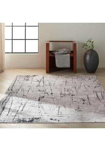 Calvin Klein Teppich »Vapor CK972«, rechteckig, 7 mm Höhe, Wohnzimmer kaufen
