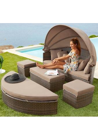 MERXX Loungesofa »Multifunktionsbett Riva« kaufen