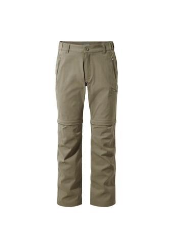 Craghoppers Zip-off-Hose »Herren Kiwi Pro Convertible Hose« kaufen