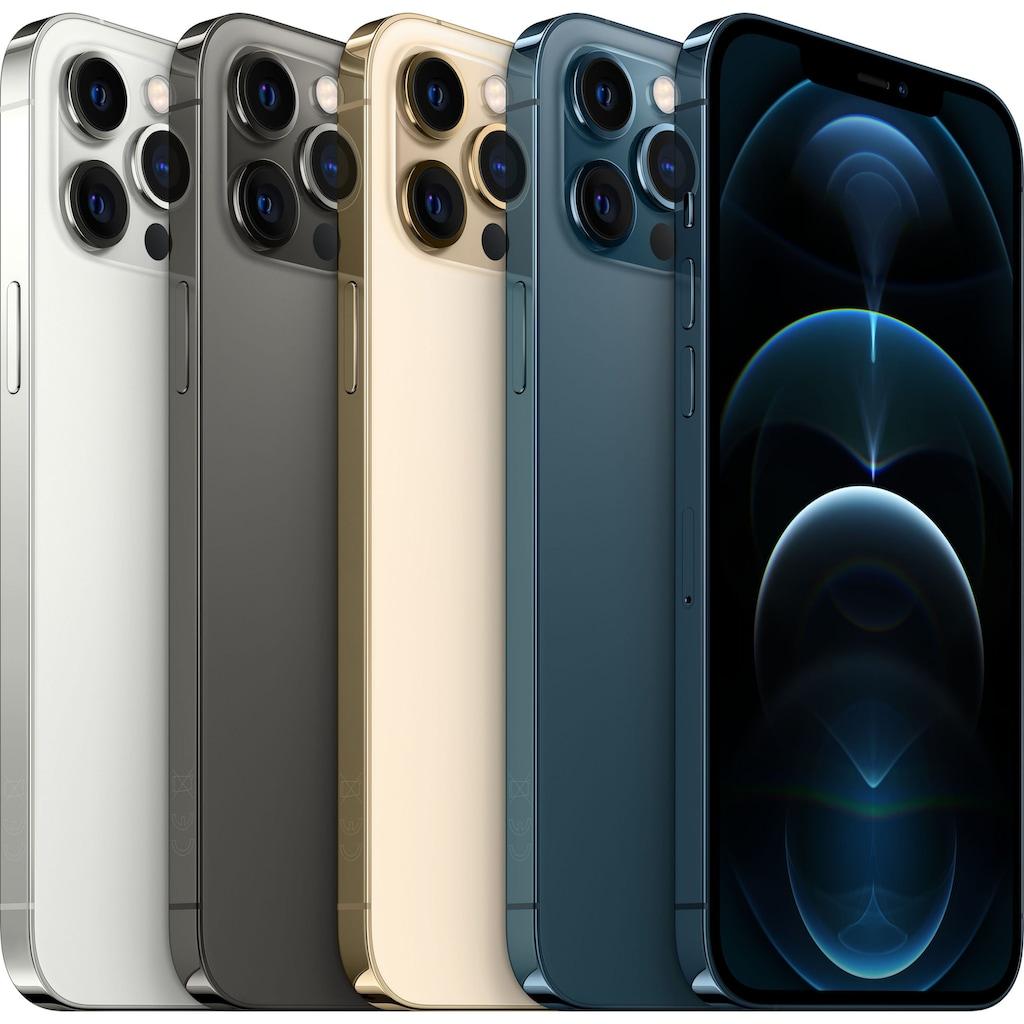 "Apple Smartphone »iPhone 12 Pro Max, 5G«, (17 cm/6,7 "", 256 GB Speicherplatz, 12 MP Kamera)"