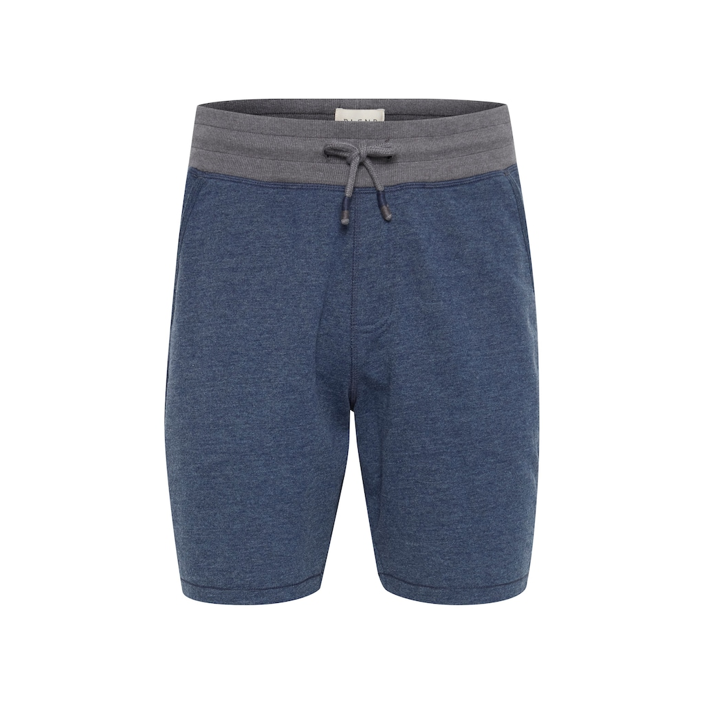 Blend Sweatshorts »Julio«, kurze Hose mit kontrastfarbenen Bund
