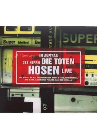 Musik-CD »Im Auftrag Des Herrn-Live / Toten Hosen,Die« kaufen