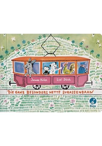 Buch »Die ganz besonders nette Straßenbahn / James Krüss, Lisl Stich« kaufen