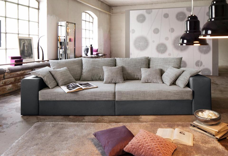Nova Via Big Sofa Bequem Auf Rechnung Bestellen Universalat