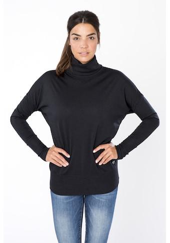 SUPER.NATURAL Sweatshirt »W SKIING TURTLE« kaufen