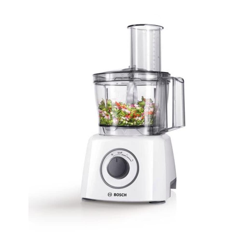 BOSCH Küchenmaschine »MultiTalent 3 MCM3100W«, 800 W, 2,3 l Schüssel
