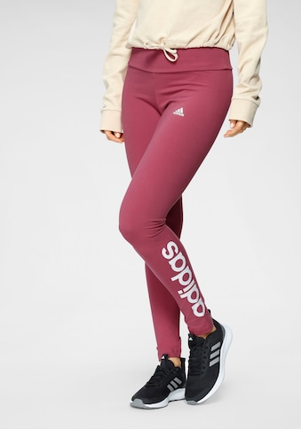 adidas Performance Leggings »ESSENTIALS HIGH-WAISTED LOGO« kaufen
