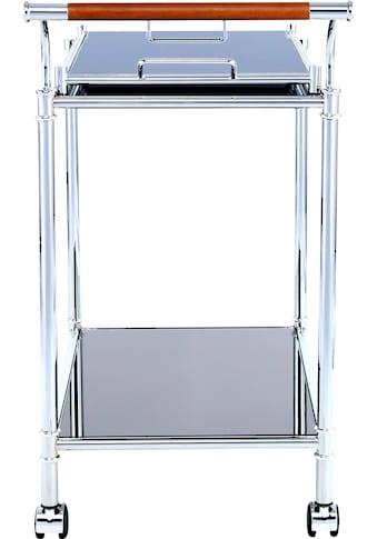 Kayoom Servierwagen, mit abnehmbaren Tablett kaufen
