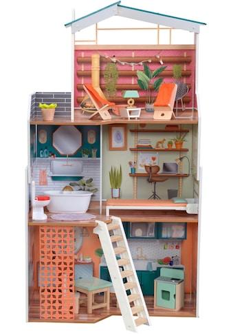 KidKraft® Puppenhaus »Marlow«, inklusive Möbel kaufen