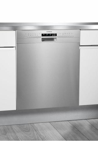 SIEMENS Unterbaugeschirrspüler iQ300, 9,5 Liter, 13 Maßgedecke kaufen