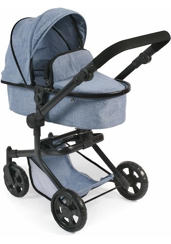 CHIC2000 Kombi-Puppenwagen »Mika, blau« kaufen