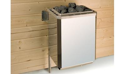 weka Sauna »Brevik 2«, 7,5 kW Ofen mit ext. Steuerung kaufen