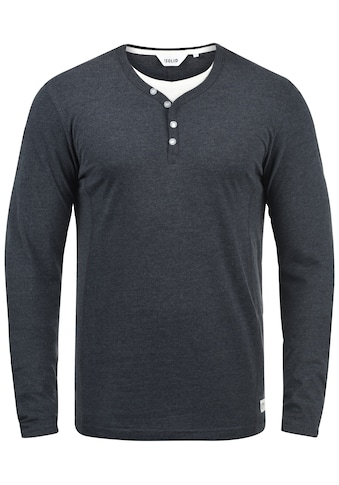 Solid Langarmshirt »Doriano« kaufen